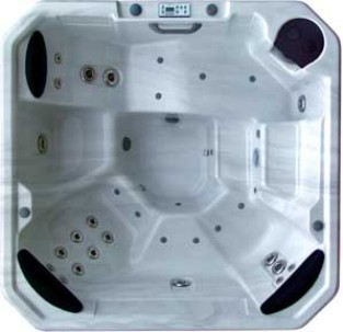 Lx74 Model Spa From Hydro Spa