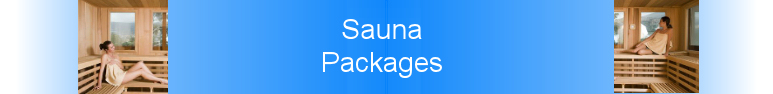 Heavenly Saunas Packages