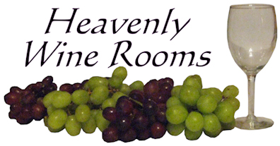 Heavenly Wine Rooms